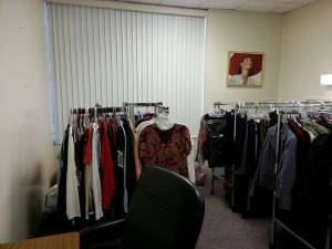 Career Closet Suit Drive
